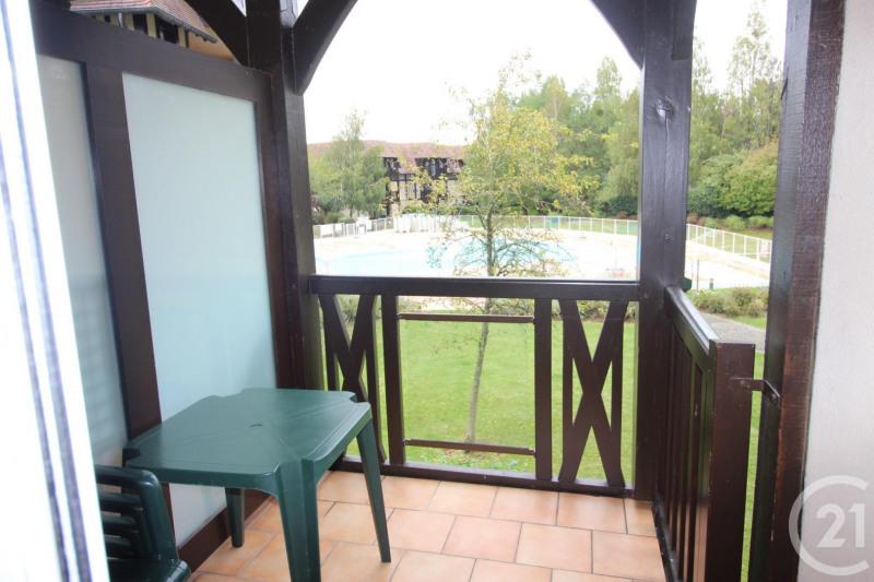 Verkoop  appartement Deauville 120000€ - Foto 8