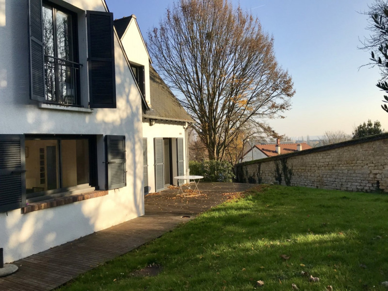 Revenda casa Villennes sur seine 940000€ - Fotografia 10