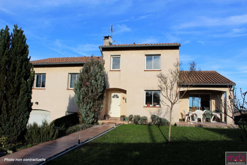 Sale house / villa Montrabe 514 000€ - Picture 1