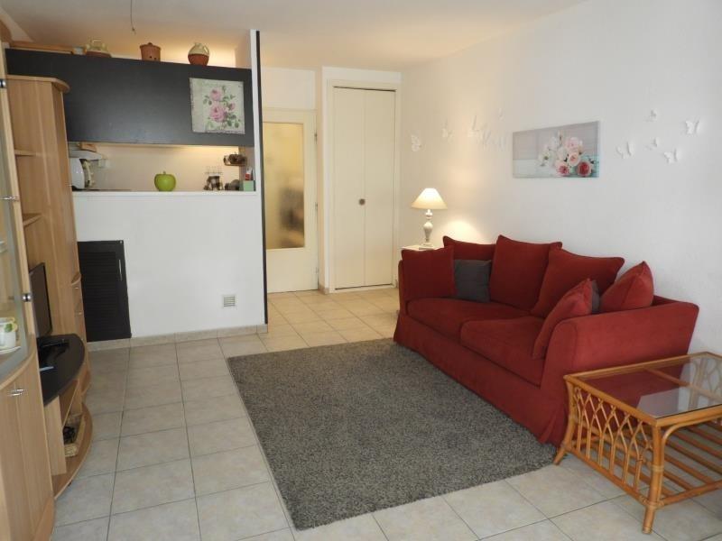 Sale apartment La grande motte 125000€ - Picture 2