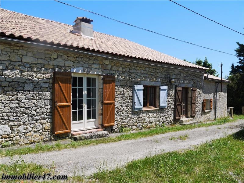 Vente maison / villa Laugnac 270 000€ - Photo 1