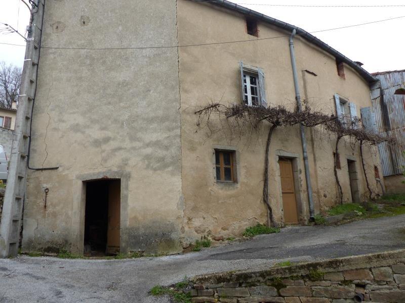 Vente maison / villa Mazamet 45000€ - Photo 1