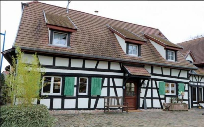 Vente maison / villa Eschau 367500€ - Photo 1