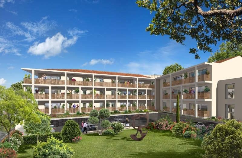 Sale apartment Trets 185000€ - Picture 1
