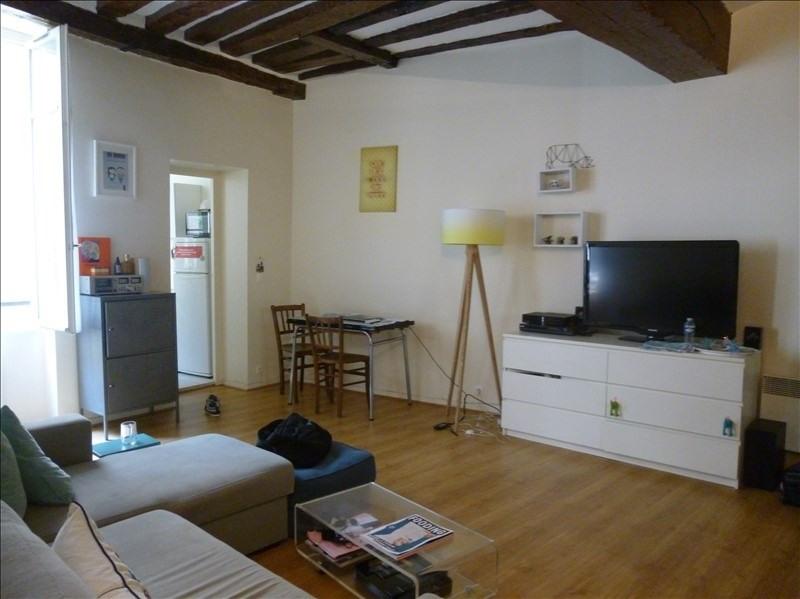 Vente appartement Paris 4ème 689000€ - Photo 1