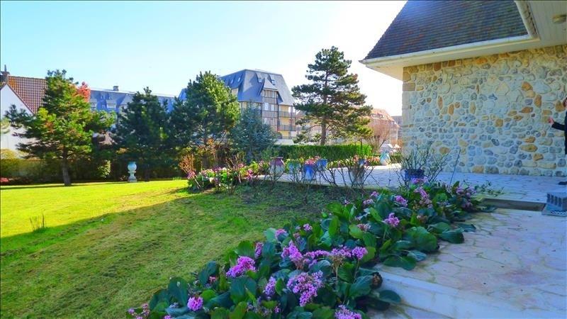 Venta de prestigio  casa Villers sur mer 685000€ - Fotografía 4
