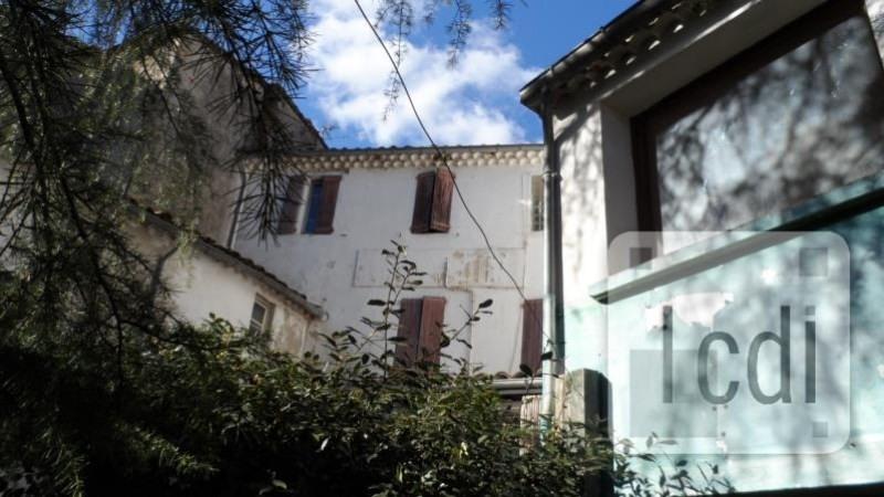 Produit d'investissement immeuble Saint-jean-du-gard 150000€ - Photo 1