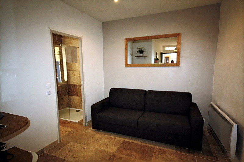 Rental apartment Antibes 750€ CC - Picture 4