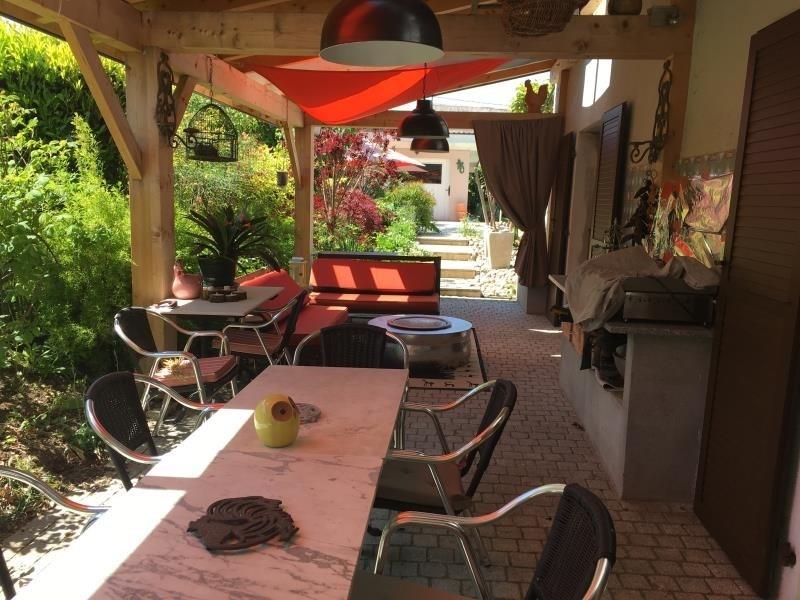 Vente de prestige maison / villa La balme de sillingy 685000€ - Photo 2