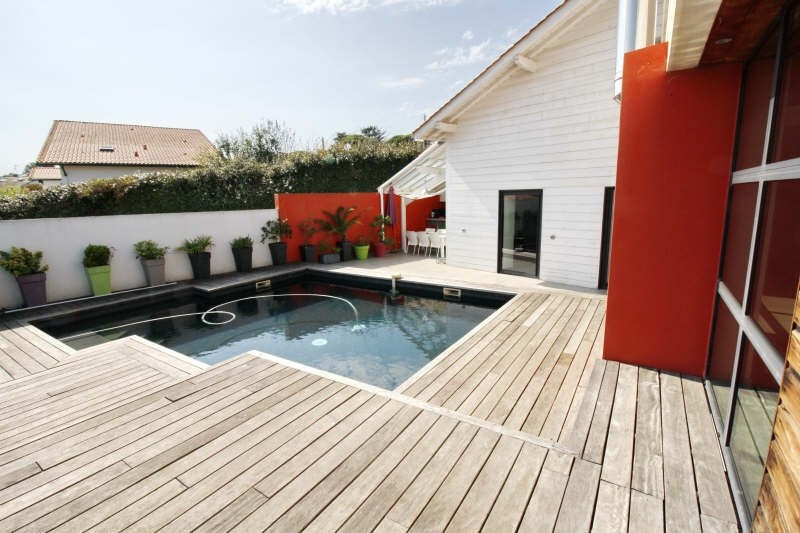Deluxe sale apartment Bidart 885000€ - Picture 2