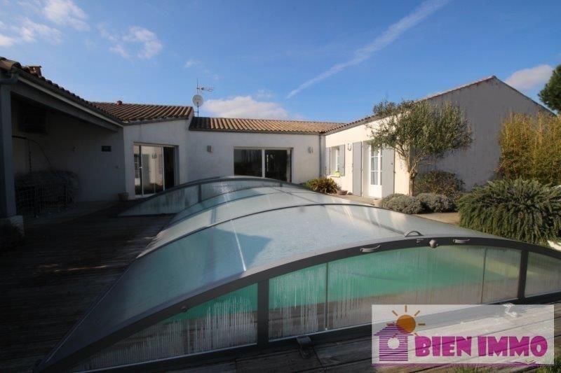 Vente maison / villa L eguille 329800€ - Photo 1