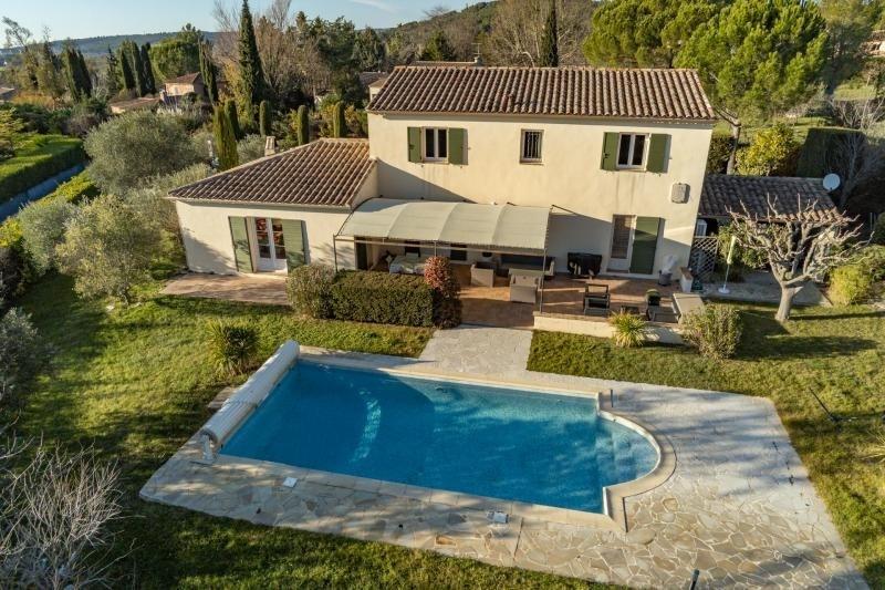 Vente maison / villa Eguilles 965000€ - Photo 1