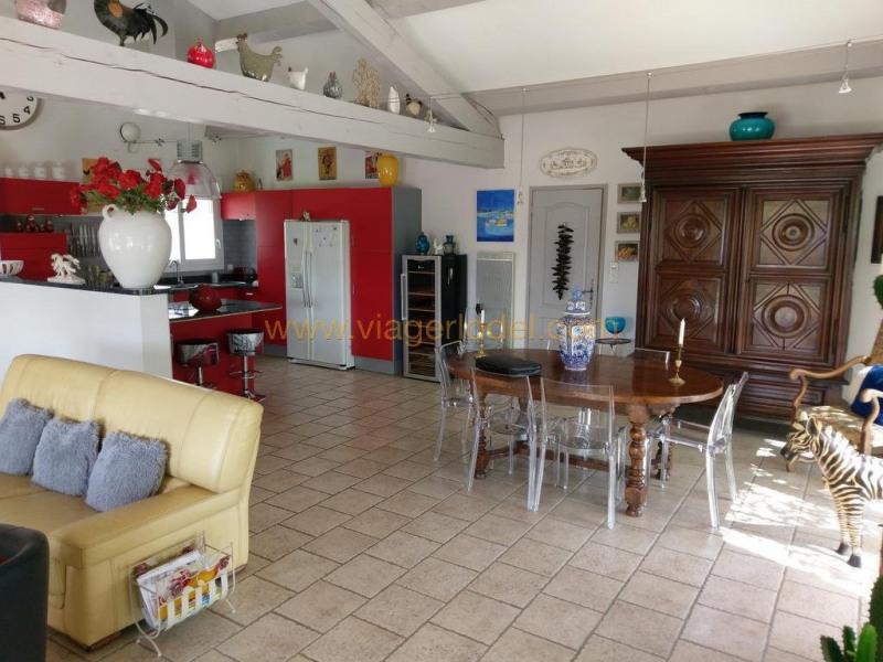 Vendita nell' vitalizio di vita casa Boisset-et-gaujac 110000€ - Fotografia 5