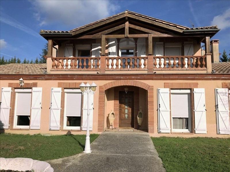 Deluxe sale house / villa Quint-fonsegrives 694000€ - Picture 2