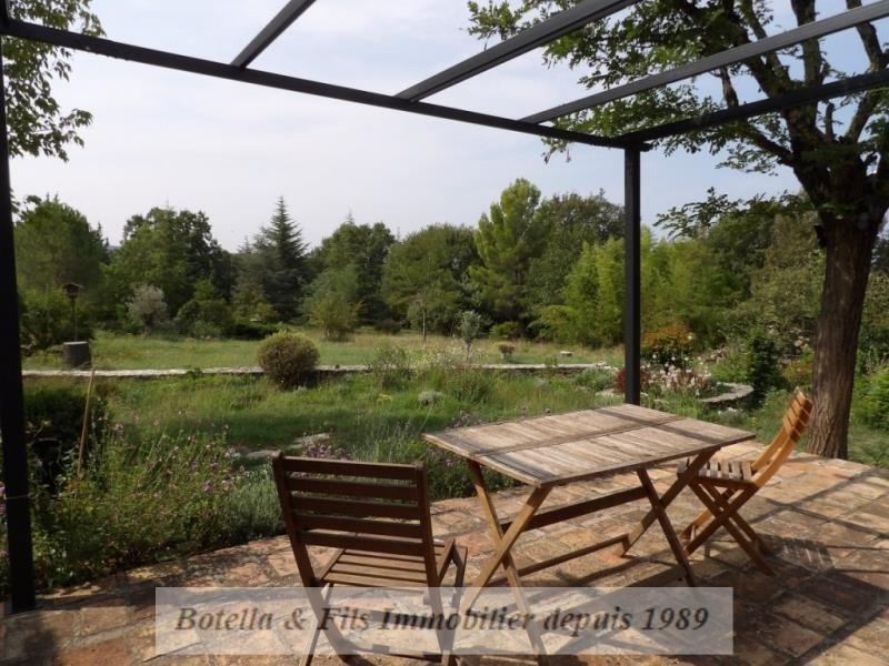 Verkoop van prestige  huis Barjac 527000€ - Foto 2