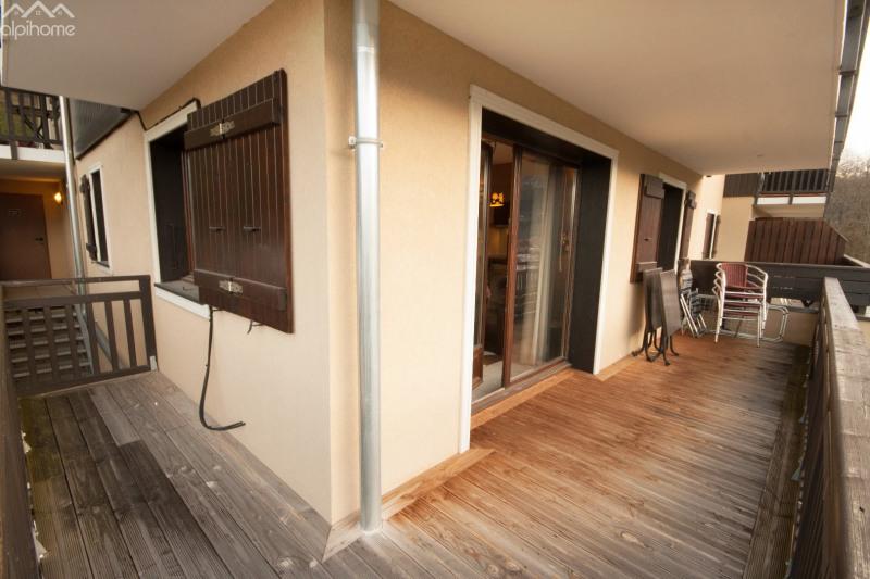 Vente appartement Saint gervais les bains 220000€ - Photo 6