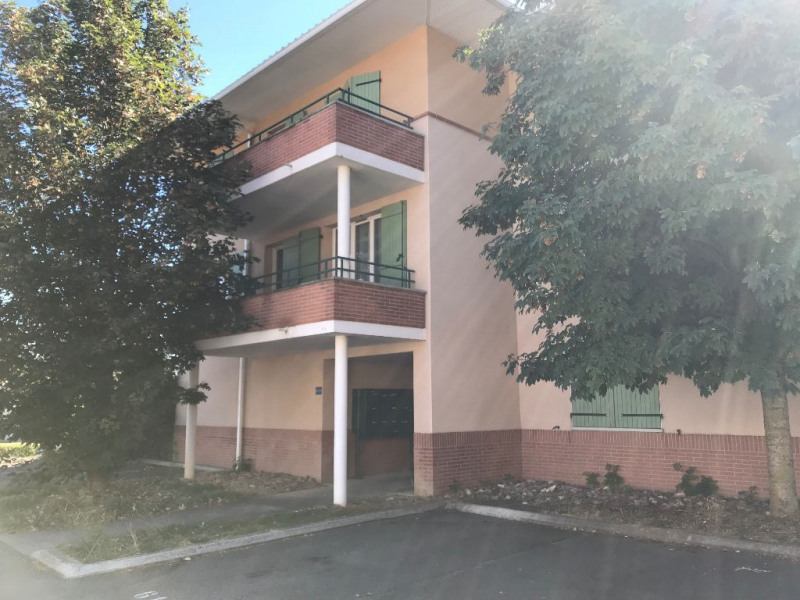 Sale apartment Aussonne 75000€ - Picture 1