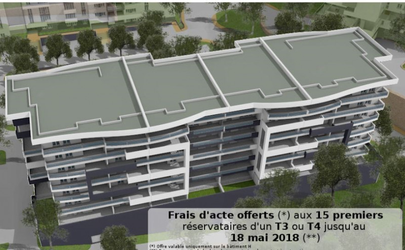 Investment property apartment Ajaccio 272 000€ - Picture 2