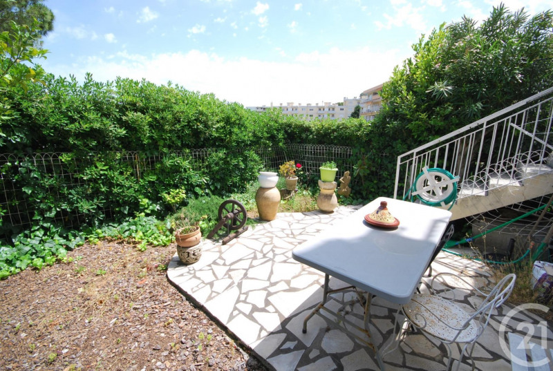 Sale apartment Antibes 230 000€ - Picture 1