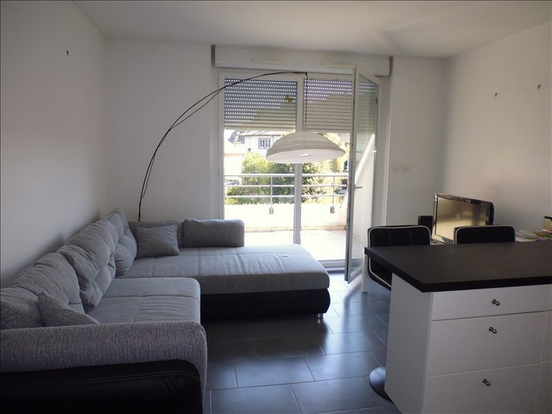 Investment property apartment Strasbourg 78 000€ - Picture 1