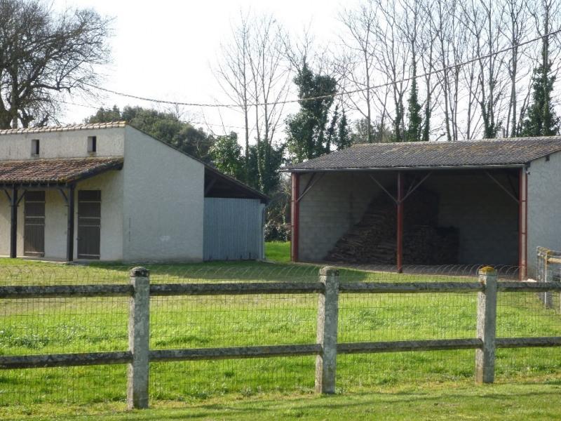 Venta  casa Gensac la pallue 271000€ - Fotografía 11