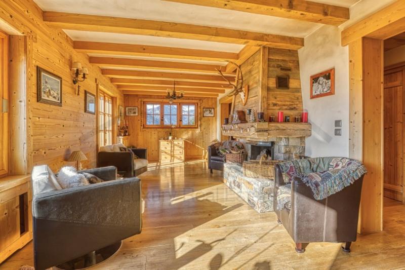 Venta de prestigio  casa Combloux 1150000€ - Fotografía 4