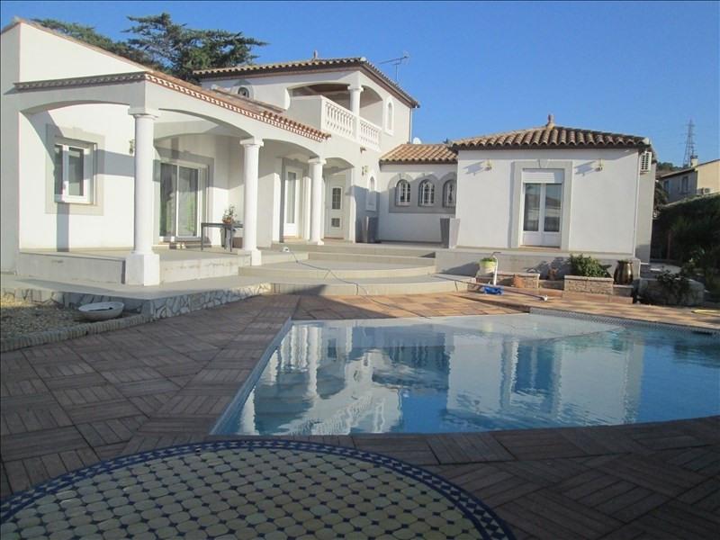 Deluxe sale house / villa Balaruc les bains 640000€ - Picture 1