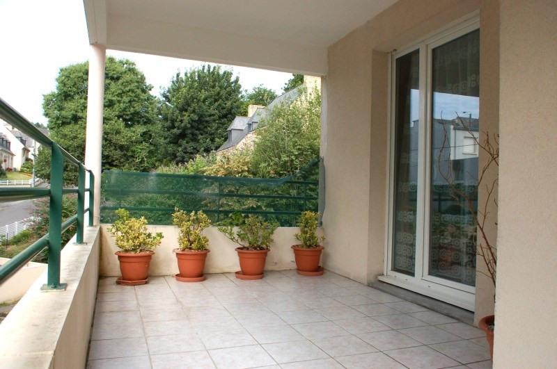 Rental apartment Brest 660€ CC - Picture 2