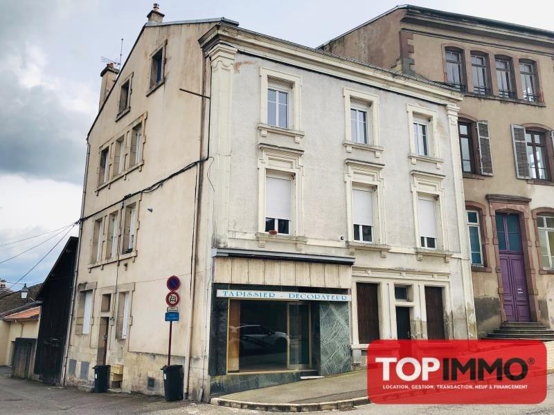 Vente immeuble Baccarat 127000€ - Photo 1