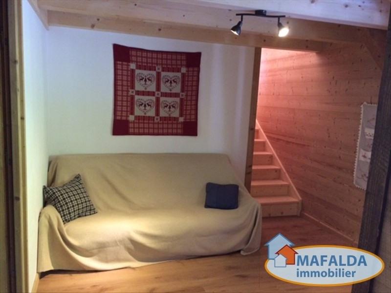 Rental apartment Mont saxonnex 690€ CC - Picture 1