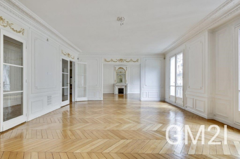 Deluxe sale apartment Paris 16ème 2 820 000€ - Picture 3