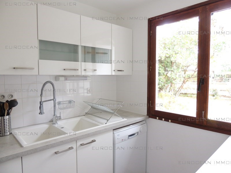 Vermietung von ferienwohnung haus Lacanau ocean 545€ - Fotografie 3