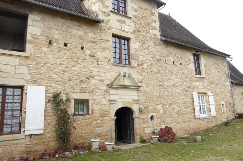 Sale house / villa La bachellerie 392200€ - Picture 2