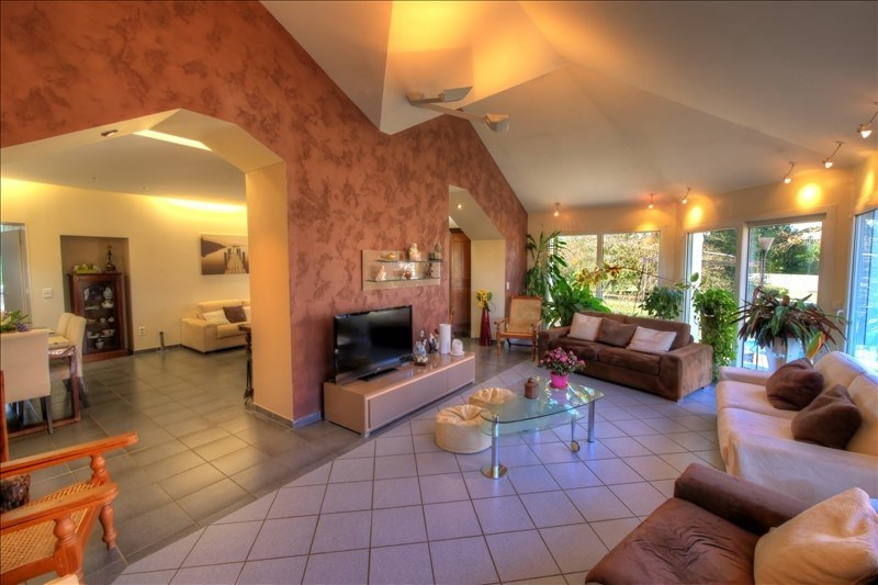 Vente maison / villa Les abrets 395 000€ - Photo 7