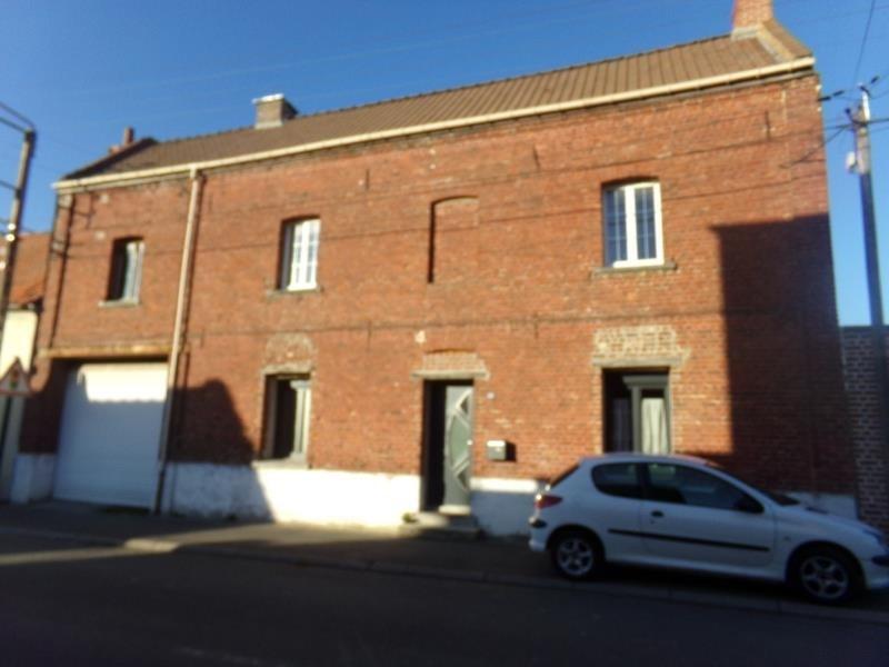 Vente maison / villa Quiery la motte 156750€ - Photo 1