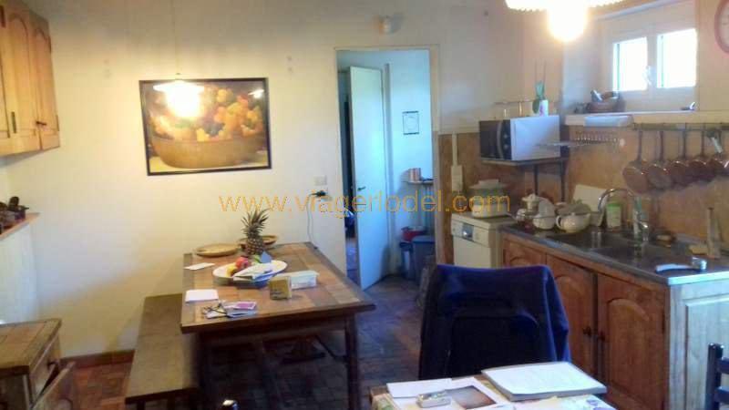 Vitalicio  casa Gaillan-en-médoc 130000€ - Fotografía 5