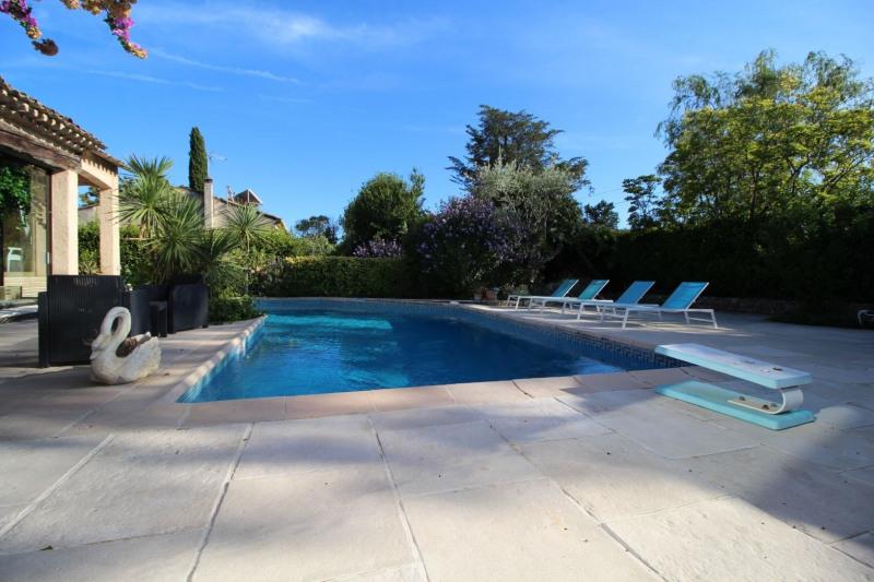 Vente de prestige maison / villa Juan-les-pins 1680000€ - Photo 3