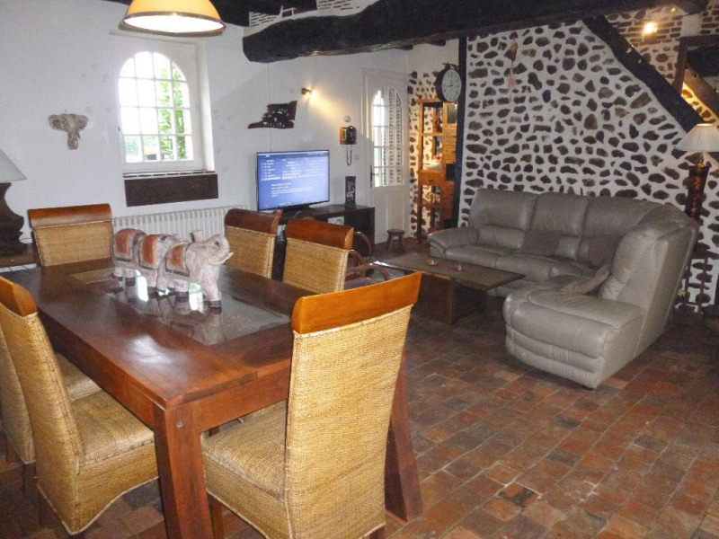 Sale house / villa Verneuil d'avre et d'iton 260000€ - Picture 2
