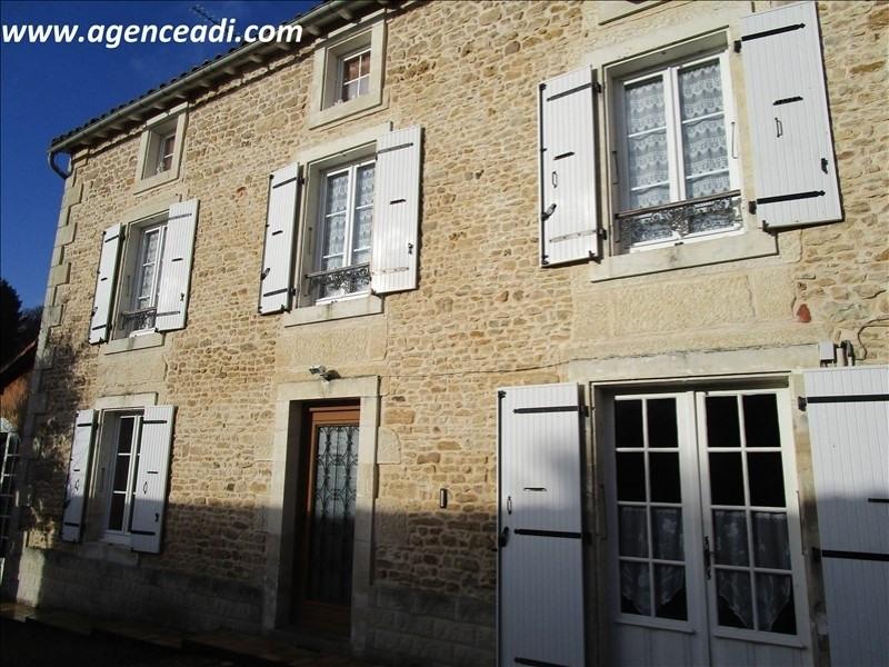 Vente maison / villa Auge 131250€ - Photo 1