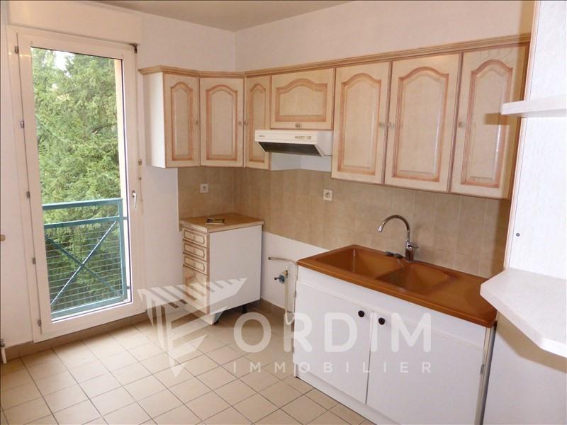 Sale apartment Auxerre 120000€ - Picture 4