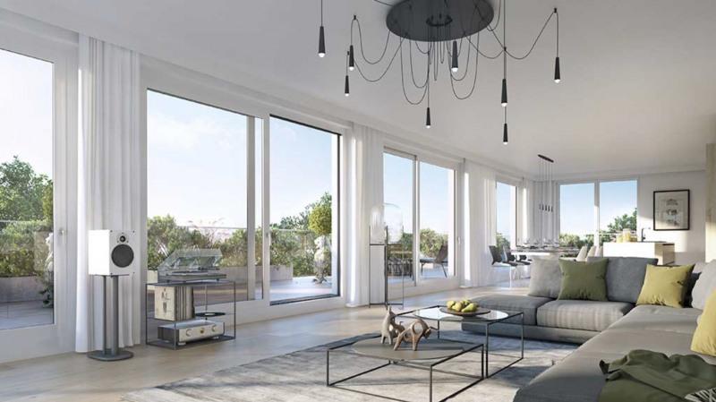 Vente appartement Clichy 957000€ - Photo 1
