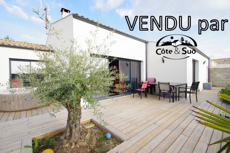 Venta  casa Le thou 262000€ - Fotografía 1