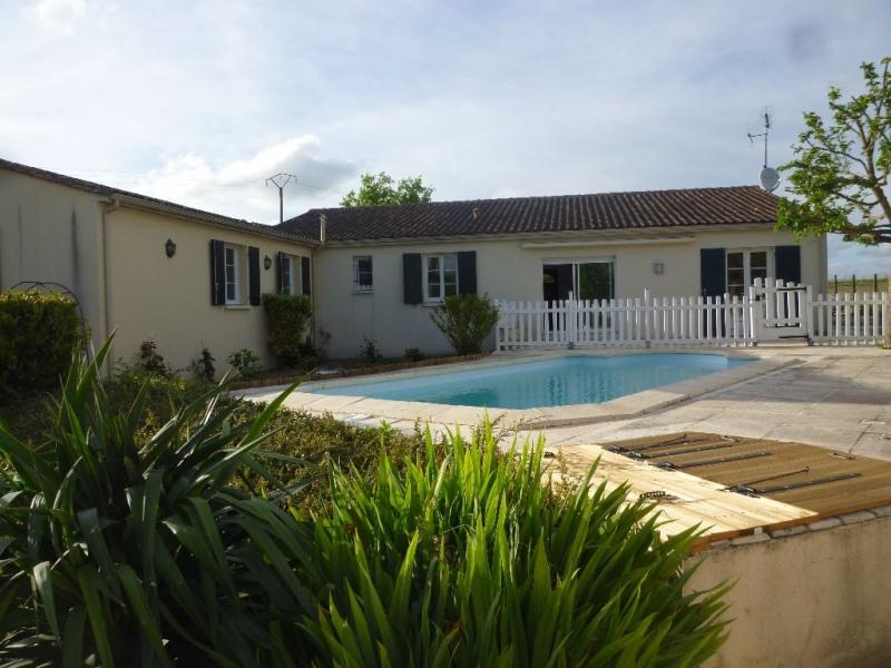 Location maison / villa Salles d'angles 1115€ CC - Photo 1