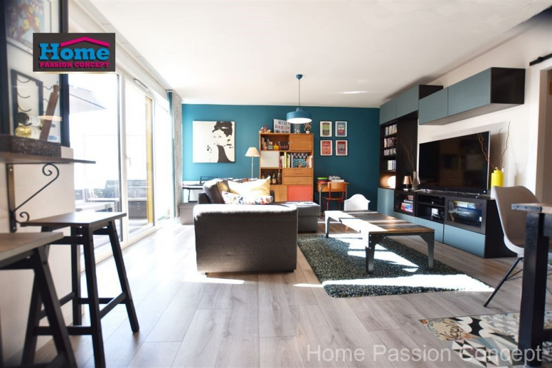 Sale apartment Colombes 416000€ - Picture 2