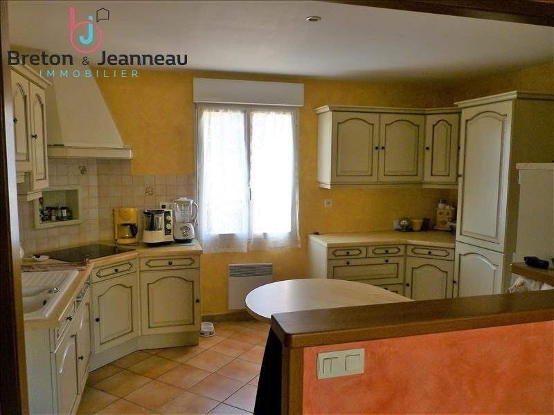 Vente maison / villa Gennes sur glaize 173680€ - Photo 2