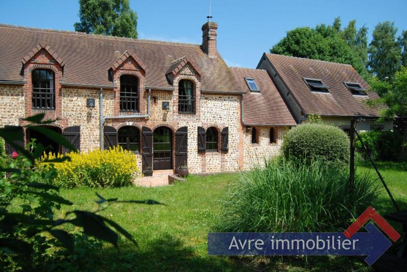 Vente maison / villa Verneuil d avre et d iton 148000€ - Photo 1