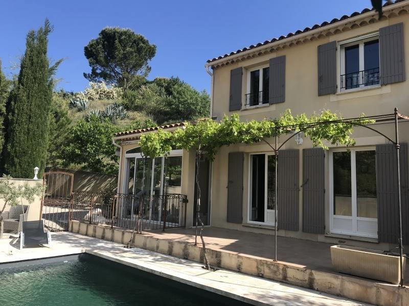 Vente maison / villa Bedarrides 378000€ - Photo 1