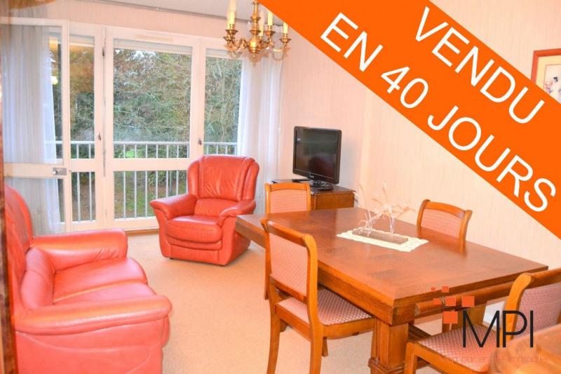 Sale apartment Rennes 147500€ - Picture 1