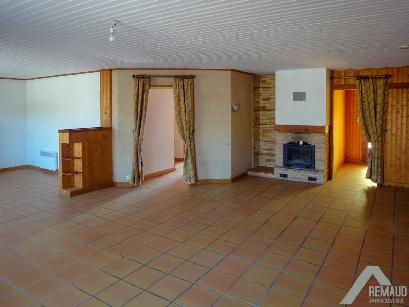 Rental house / villa La genetouze 560€ CC - Picture 1