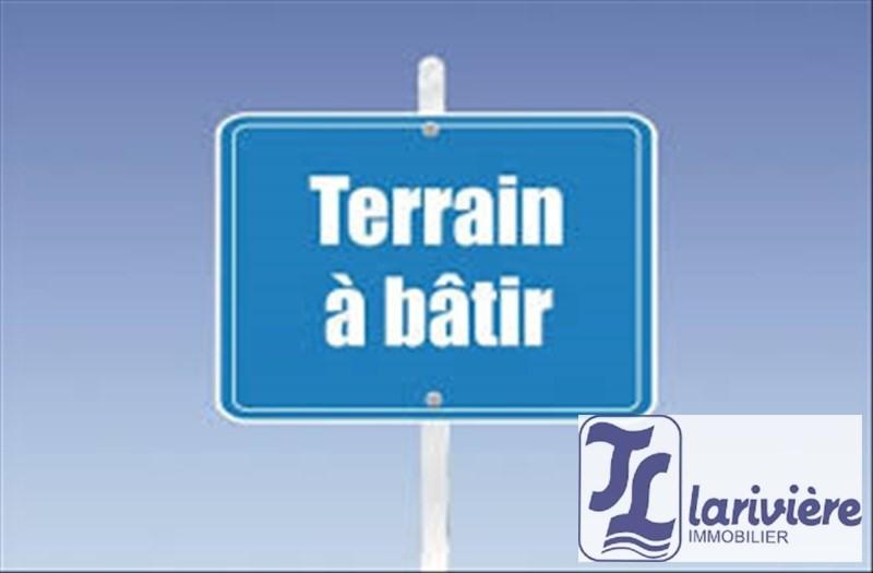 Vente terrain Ambleteuse 54000€ - Photo 1